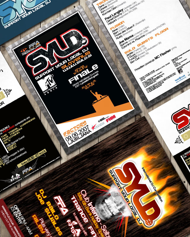 SYLD Flyers